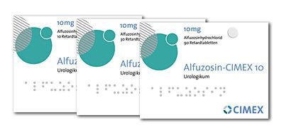 Alfuzosin-CIMEX