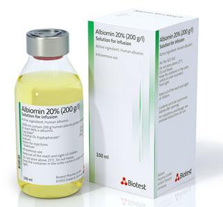 albiomin 20%
