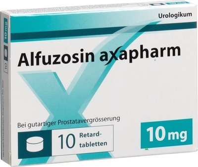 alfuzosin-axapharm