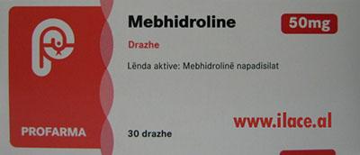 mebhidroline