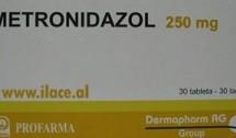 Metronidazol (flagyl)