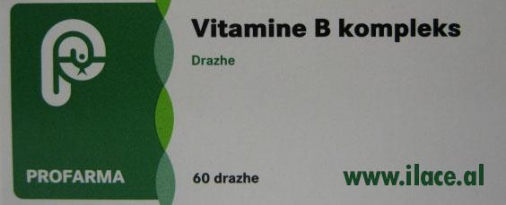 vitamine b kompleks