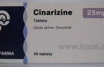 Cinarizine 25mg, 75mg Profarma
