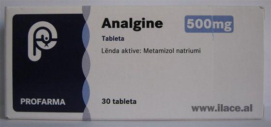 analgine