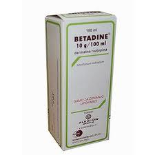 betadine 10