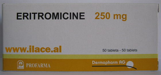 eritromicine