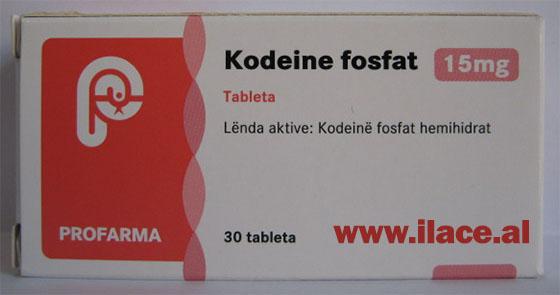 kodeine fosfat