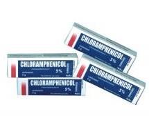 Chloramphenicol (pomadë)