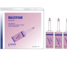 Diazepam (tableta, mikroklizma diazepam)