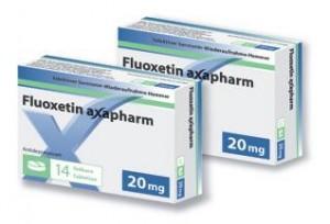 Fluoxetin Axapharm