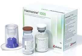 Haemonine