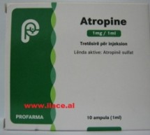 ATROPINË  PROFARMA (injeksion)