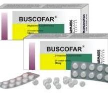 Buscofar (tableta)