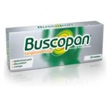 Buscopan (butilskopolamina)