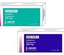 Cefaclor (kapsula)
