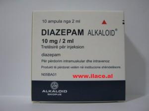 diazepam alkaloid