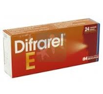 Difrarel E (tableta)