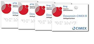 doxazolin cimex