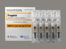 fragmin injeksion