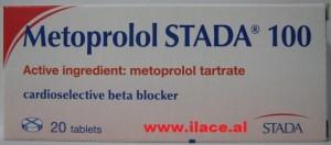 metoprolol STADA 100