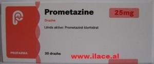 prometazine 25 mg