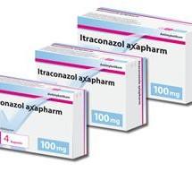 Itraconazol Axapharm (kapsula)