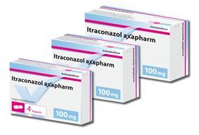 Itraconazol Axapharm