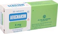 Lexilium 6mg