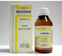 Mucofar (tableta, shurup)