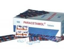 Paracetamol (supostë, tableta, shurup)