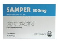 SAMPER 500 mg (tableta)