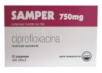 SAMPER 750 mg (tableta)
