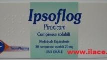 Ipsoflog (tableta, krem,ampule)