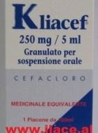 Kliacef (pluhur, tableta)