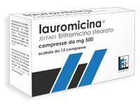 Lauromicina (tableta)