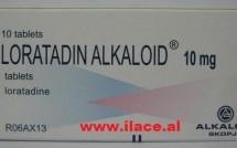 Loratadin Alkaloid 10mg (tableta)