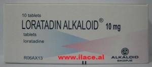 loratadin alkaloid