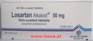 losartan alkaloid