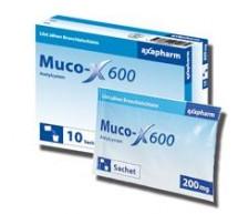 Muco-X 100/200/600 (bustina)