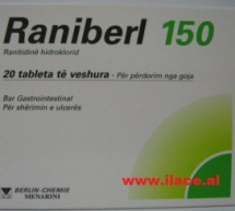 Raniberl 150 (tableta)