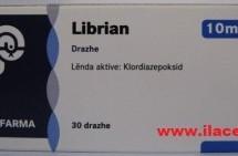 Librian  10 mg  ( drazhe)