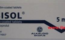 BISOL® 5 mg tableta të veshura me film