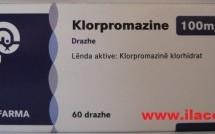 Klorpromazine 100mg Profarma