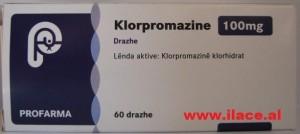 klorpromazine