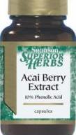 Acai Berry Extract (soft gel kapsula)