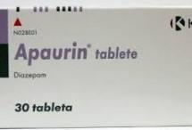 Apaurin 10mg  tableta