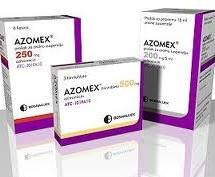 Azomex 200mg (pluhur)