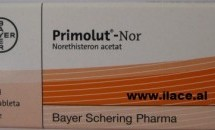 Primolut-Nor tableta