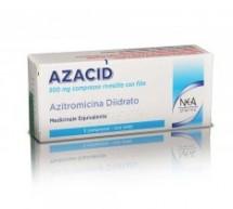 Azacid 500mg