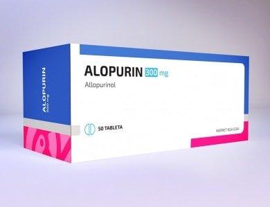 alopurin 300mg